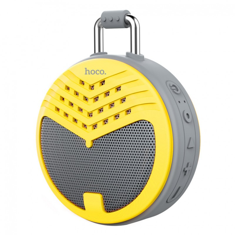 Портативні колонки Hoco BS17 Charming Bluetooth Yellow
