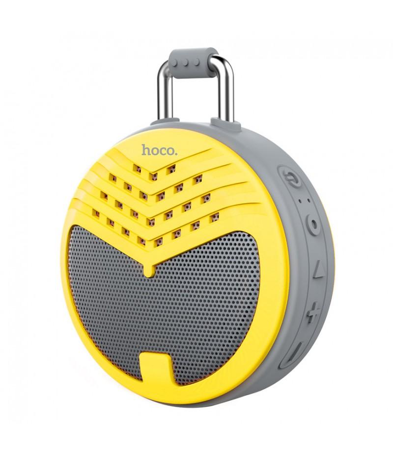 Портативні колонки Hoco BS17 Charming Bluetooth Yellow