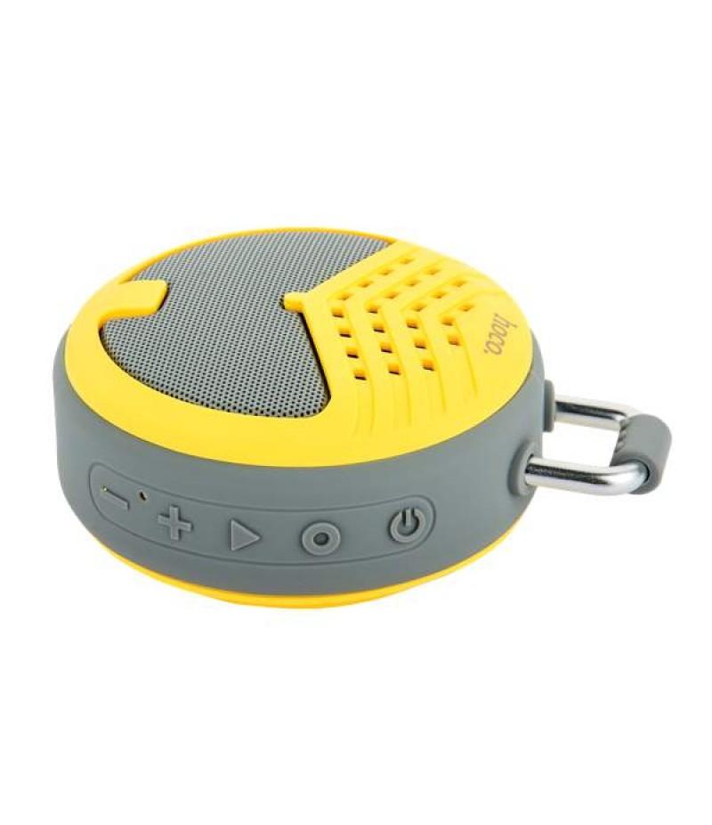 Портативные колонки Hoco BS17 Charming Bluetooth Yellow