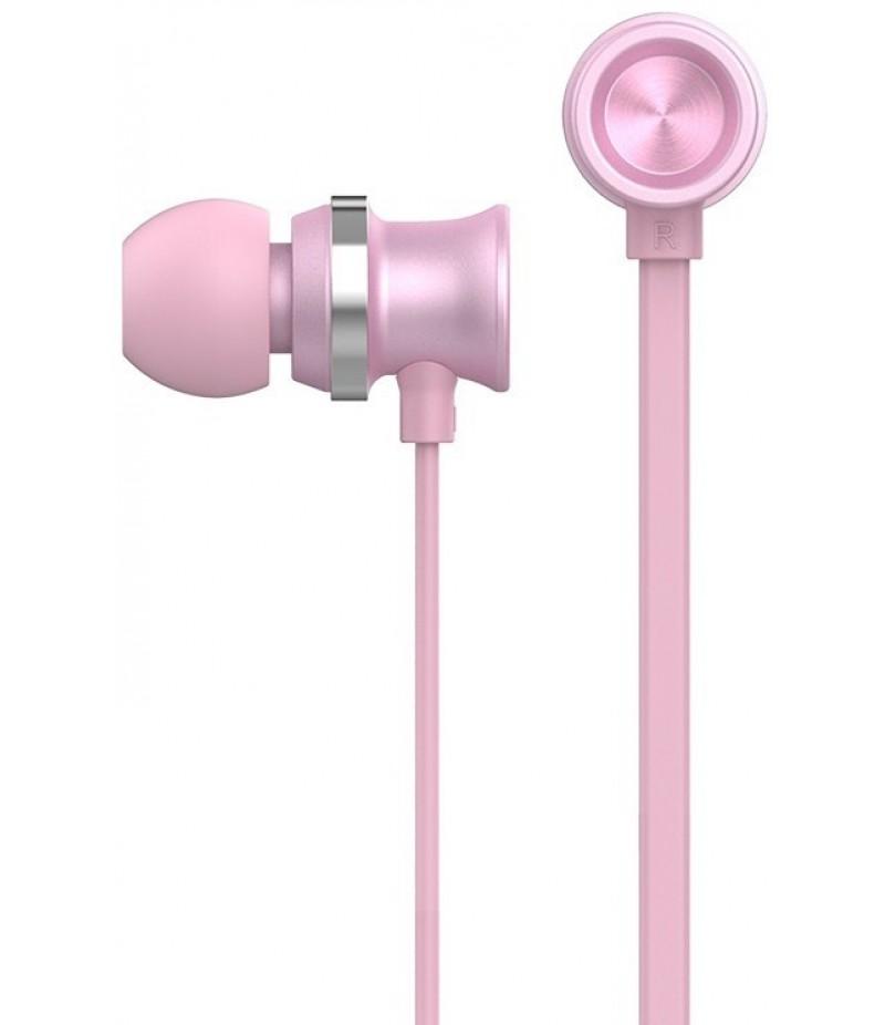 Навушники Celebrat D7 Pink