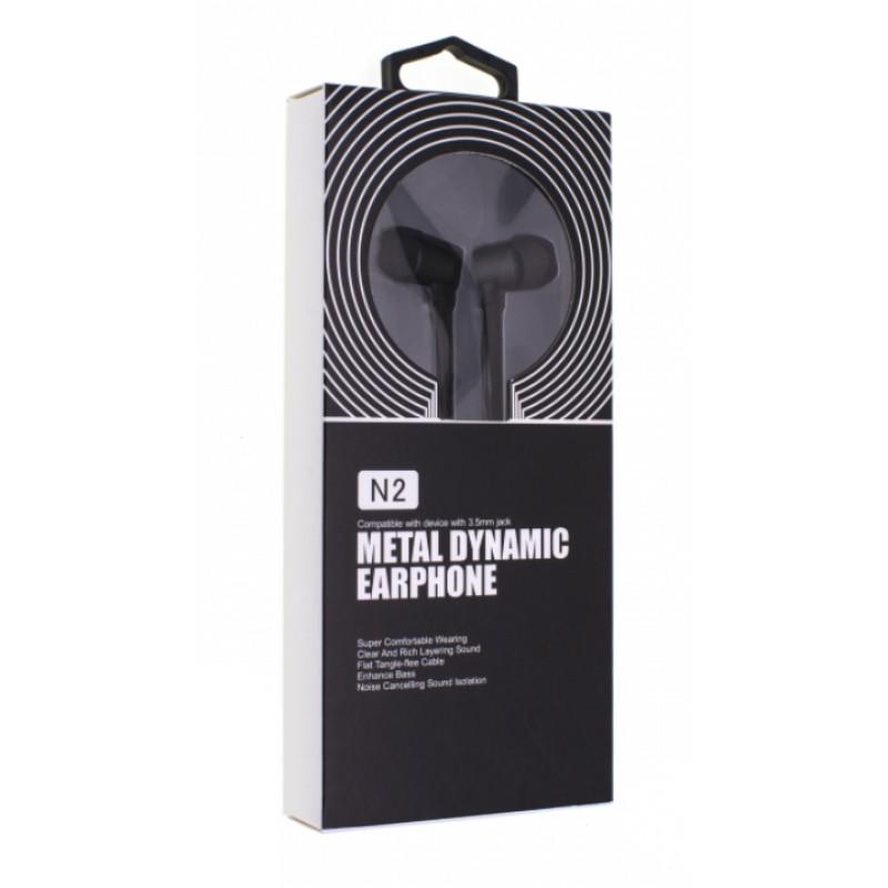 Навушники Celebrat N2 Black