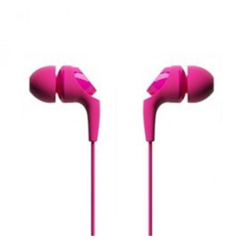 Навушники iRiver Blank SC-10E Pink