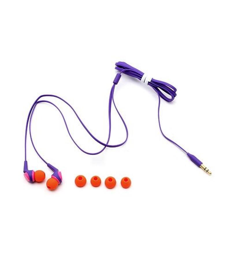 Навушники iRiver Blank SC-10E Purple