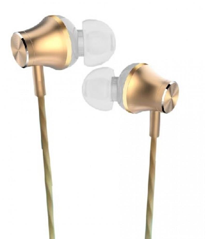Навушники Konfulon IN-07 gold