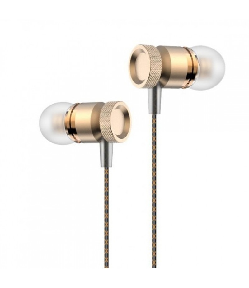 Навушники Konfulon IN-08 gold