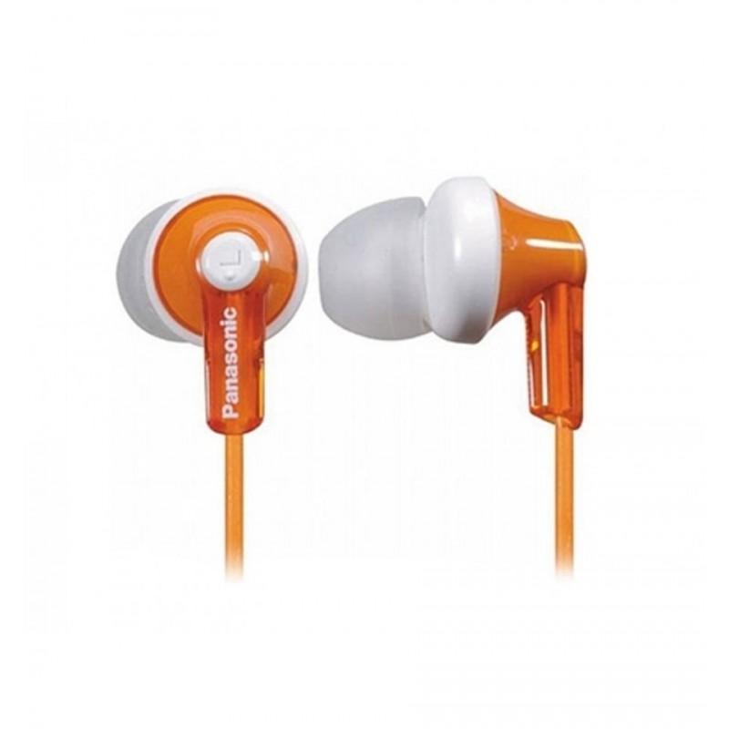 Навушники Panasonic RP-HJE118 Orange