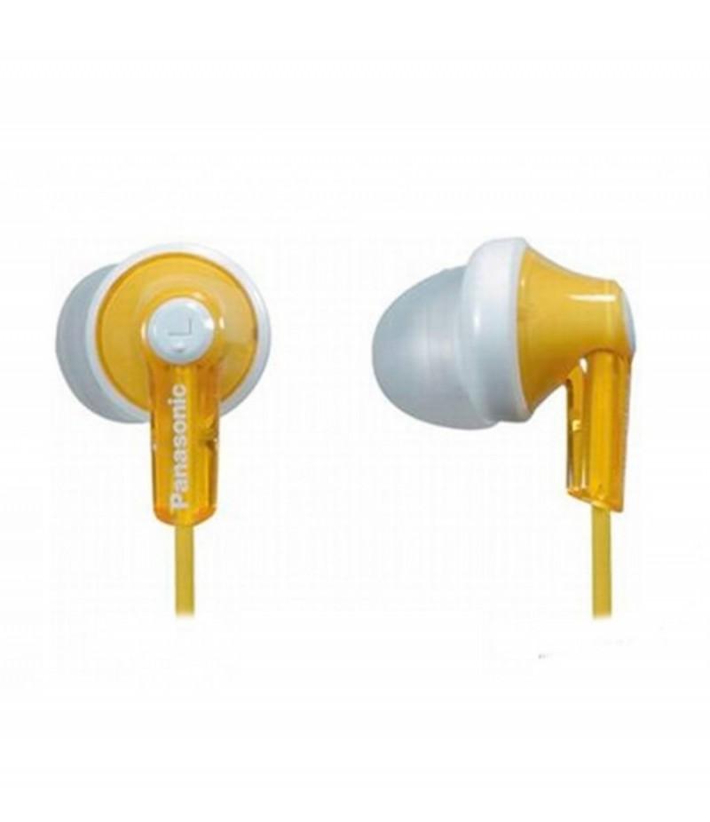 Навушники Panasonic RP-HJE118 Yellow