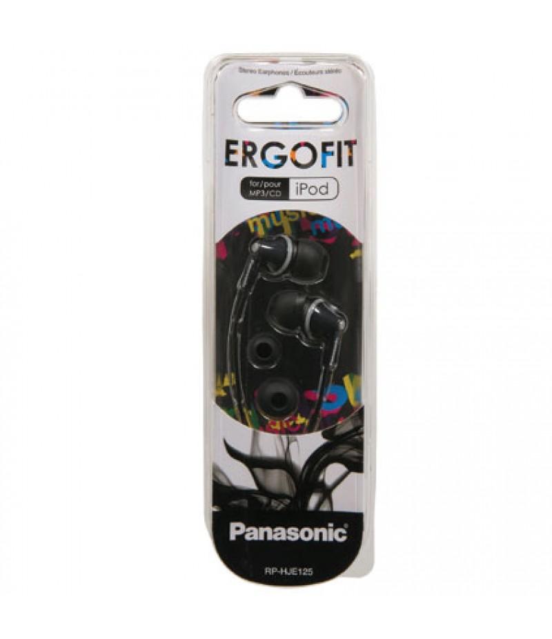 Навушники Panasonic RP-HJE125 Black