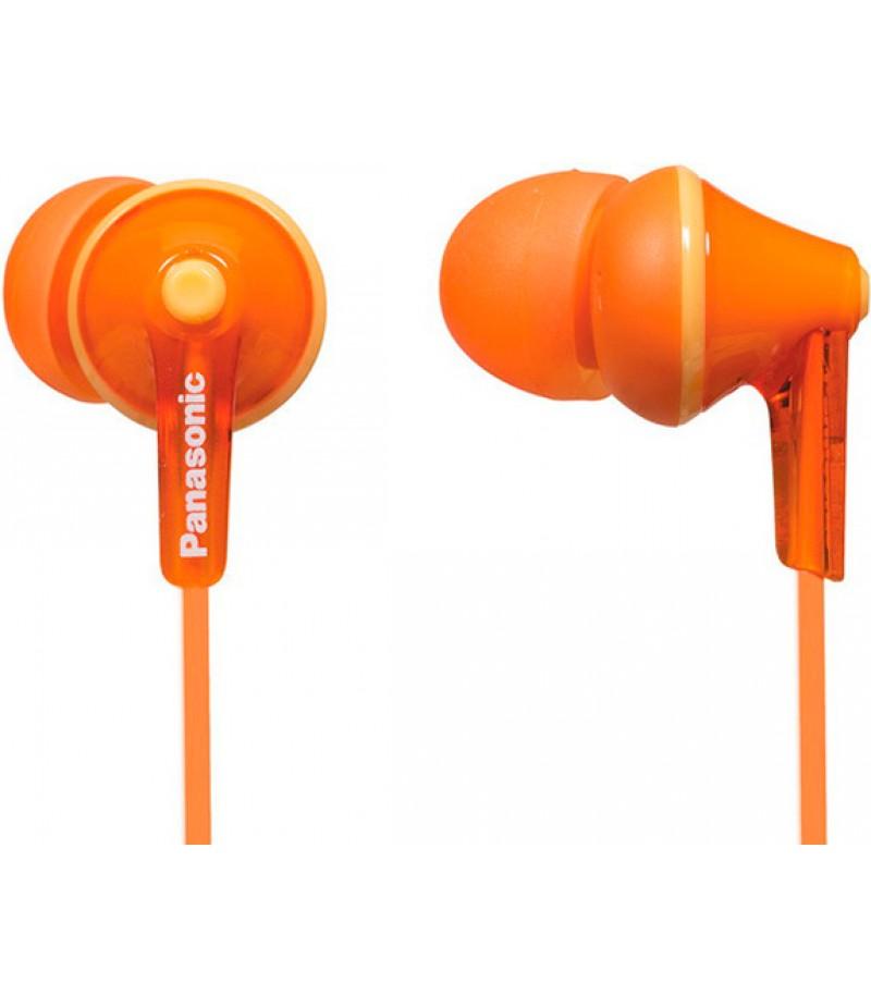 Навушники Panasonic RP-HJE125 Orange