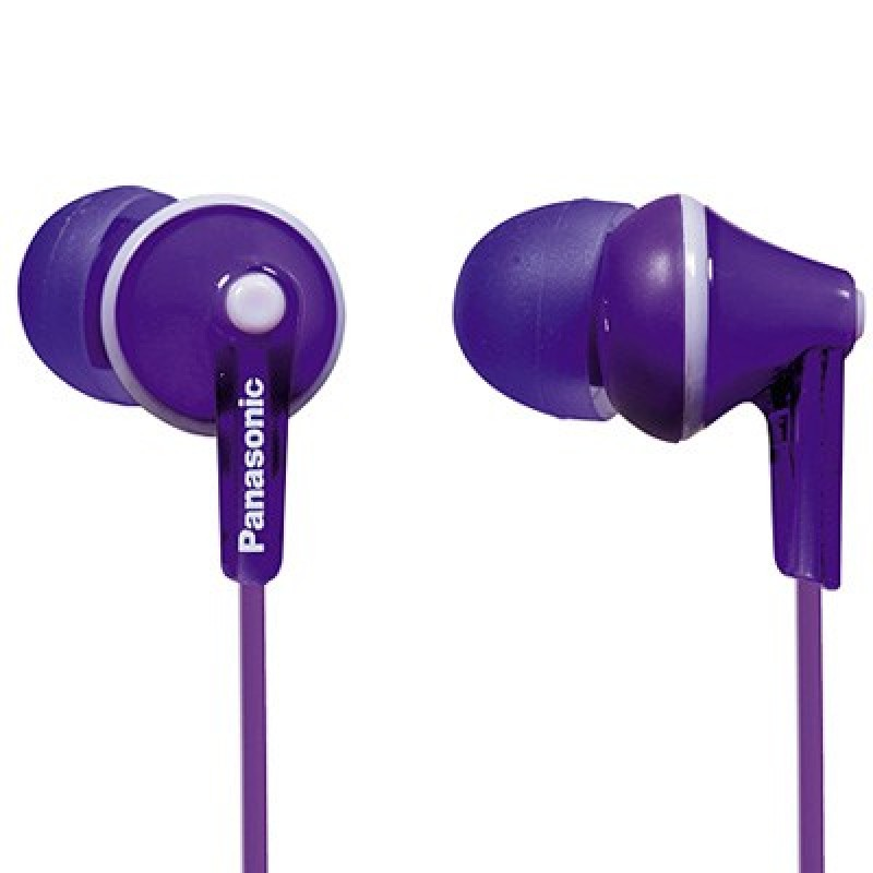 Наушники Panasonic RP-HJE125 Purple