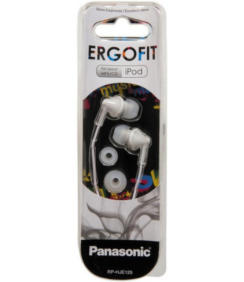 Наушники Panasonic RP-HJE125 white