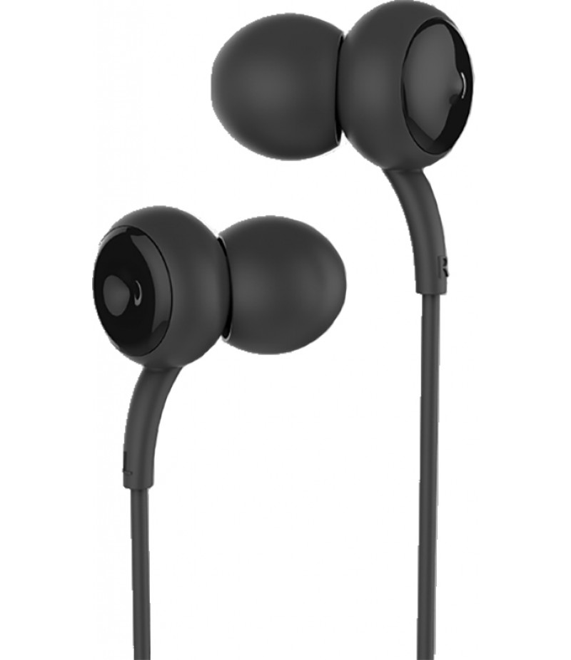 Навушники Remax RM-510 Earphone Black