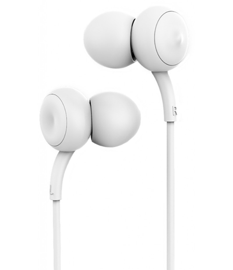 Навушники Remax RM-510 Earphone White