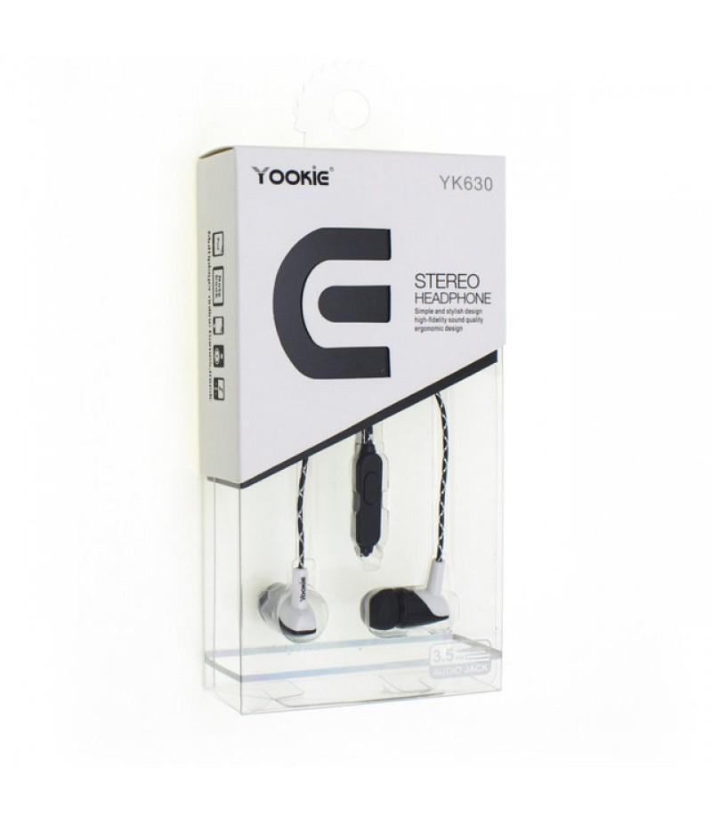 Навушники Yookie YK630 Black