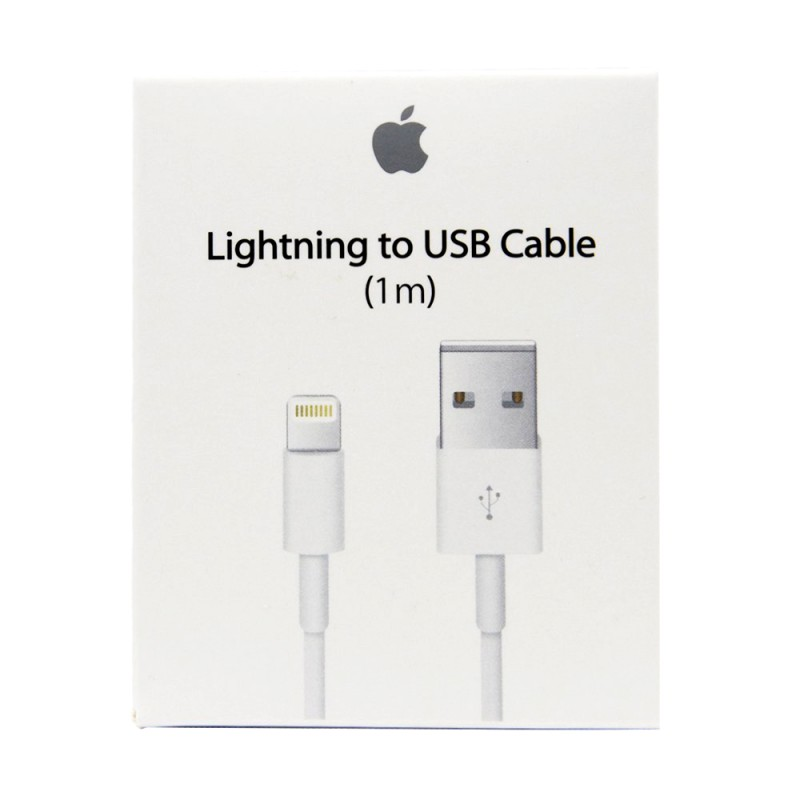 Usb cable Lightning iphone 5 Box