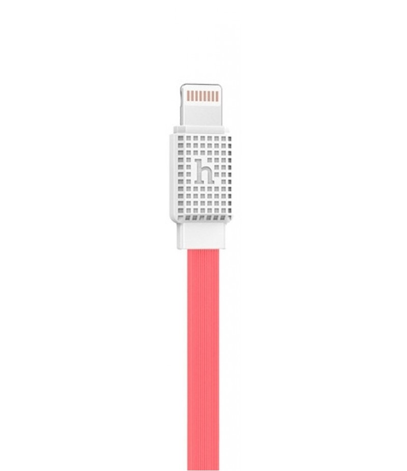 Usb cable Hoco UPL18 Lightning 1.2m red