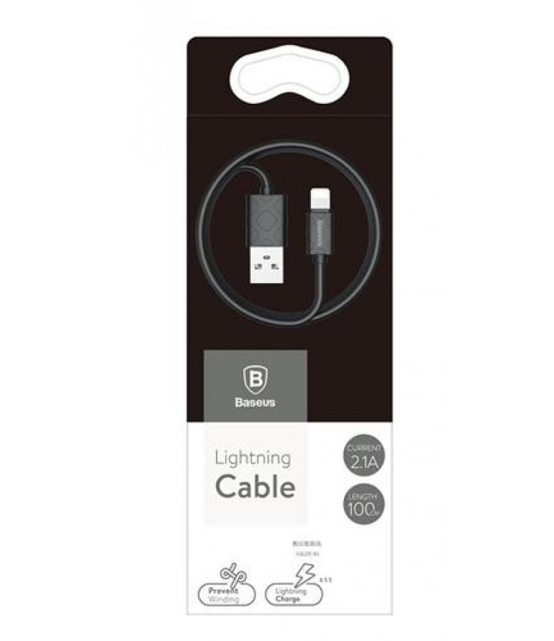 Usb cable Baseus Yaven micro black