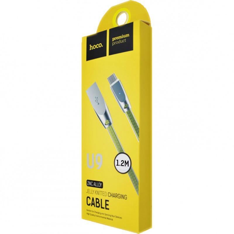 Usb cable Hoco U9 Micro-USB 1,2m gold