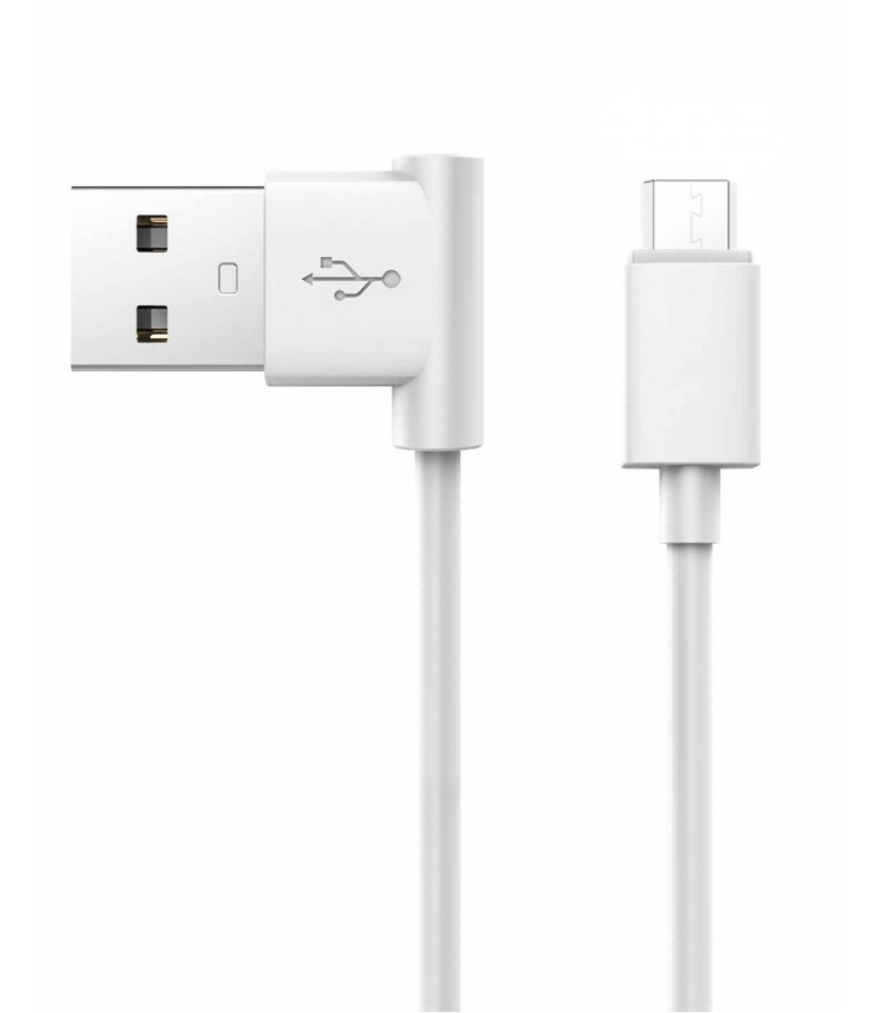 Usb cable Hoco UPM10 micro white