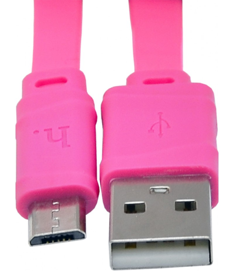 Usb cable Hoco X5 micro pink