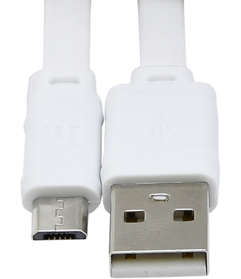 Usb cable Hoco X5 micro white