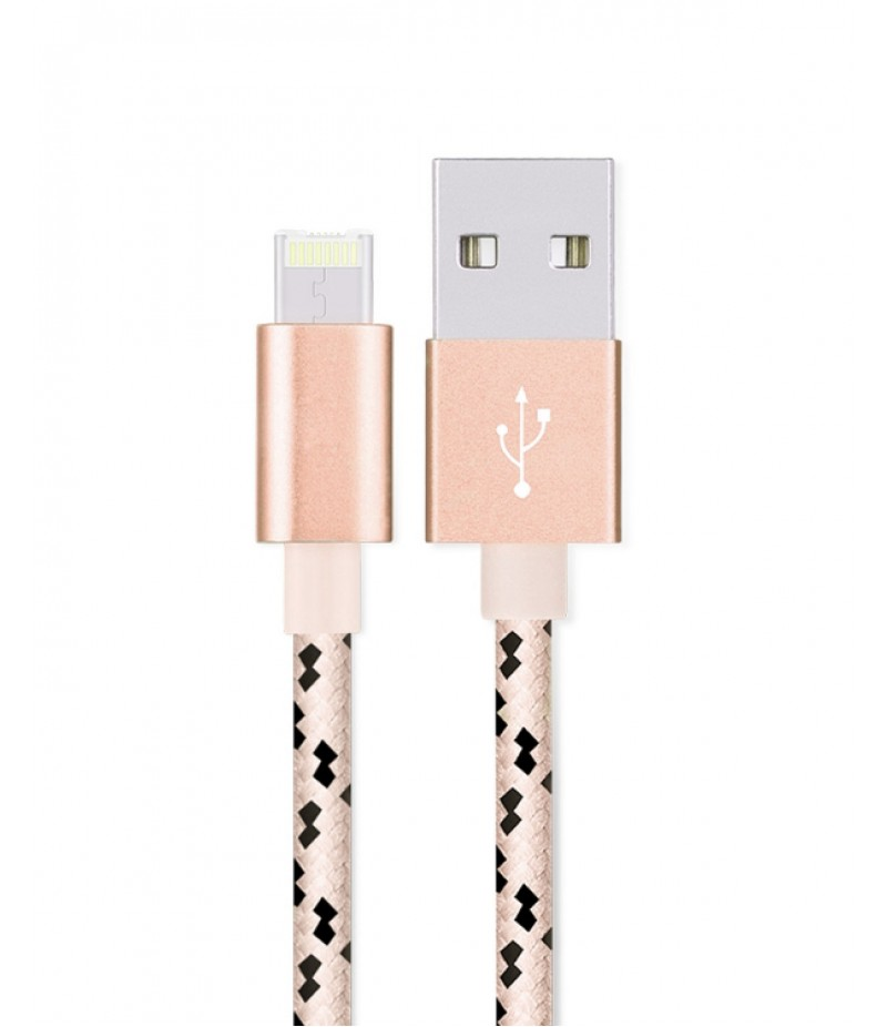 Usb cable Hoco X3 micro/lightning gold
