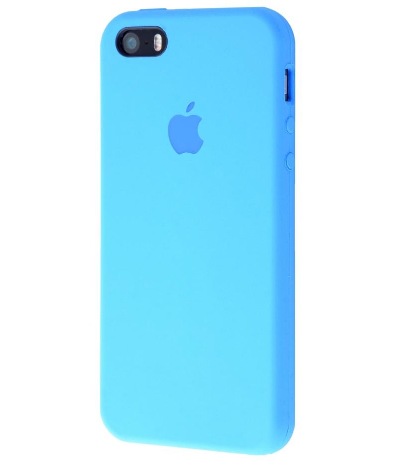 Original Silicon Case(copy) iphone 5 blue