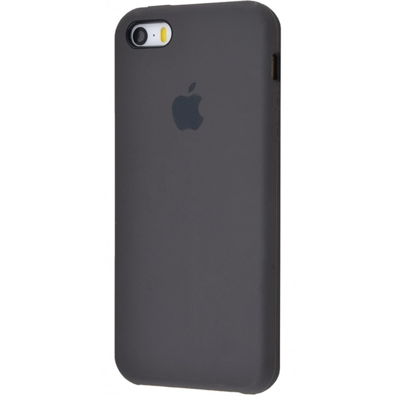 Original Silicone Case (Copy) for IPhone 5/5s/SE Cocoa