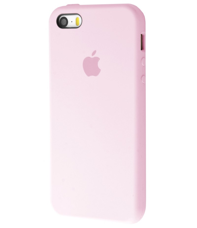 Original Silicone Case (Copy) for IPhone 5/5s/SE Pink Sand