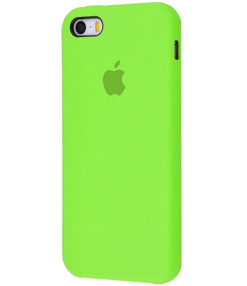 Original Silicone Case (Copy) for IPhone 5/5s/SE Salate