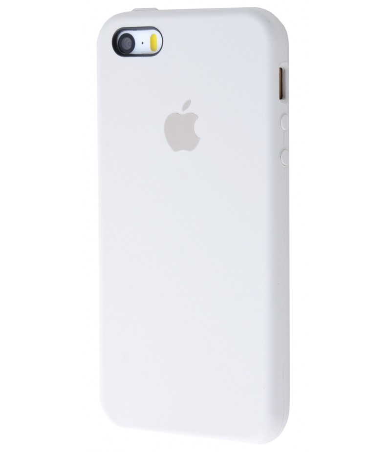 Original Silicone Case (Copy) for IPhone 5/5s/SE Stone