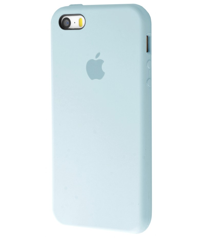 Original Silicone Case (Copy) for IPhone 5/5s/SE Turquoise