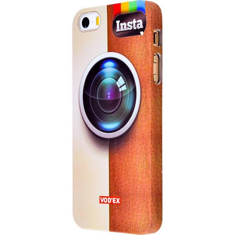 Накладка Jado iphone 5 Instagram