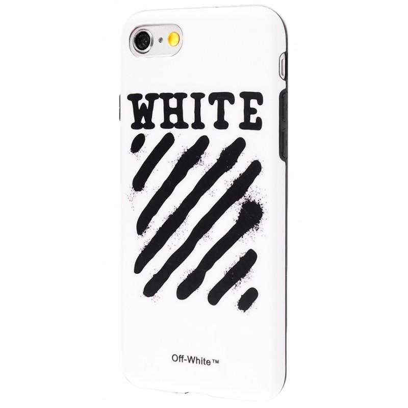 Off-White (TPU) iPhone 6/6s White