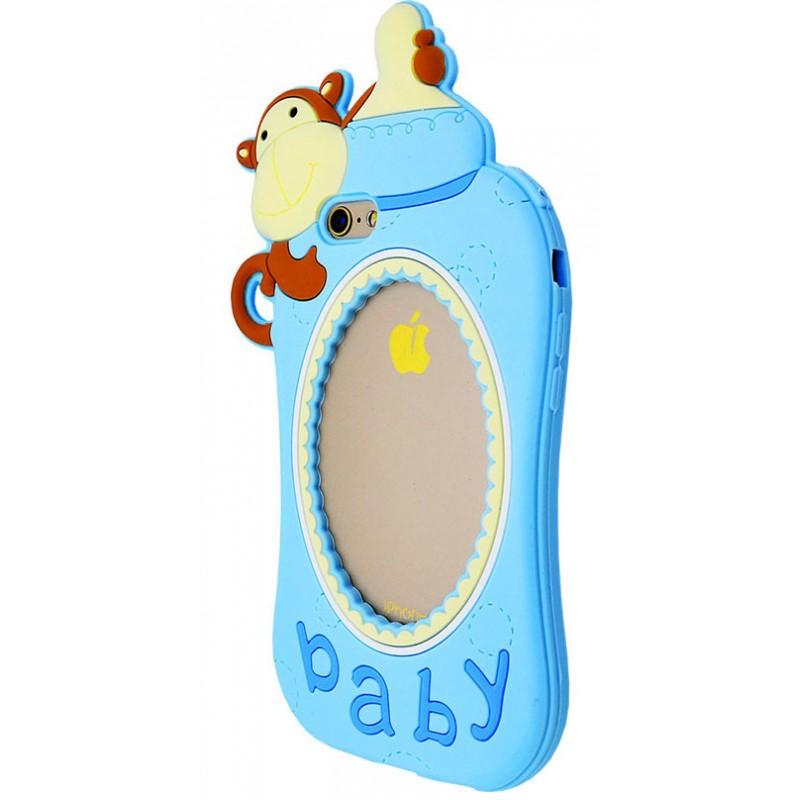 3D чохол BabyBottle iPhone 6/6s blue