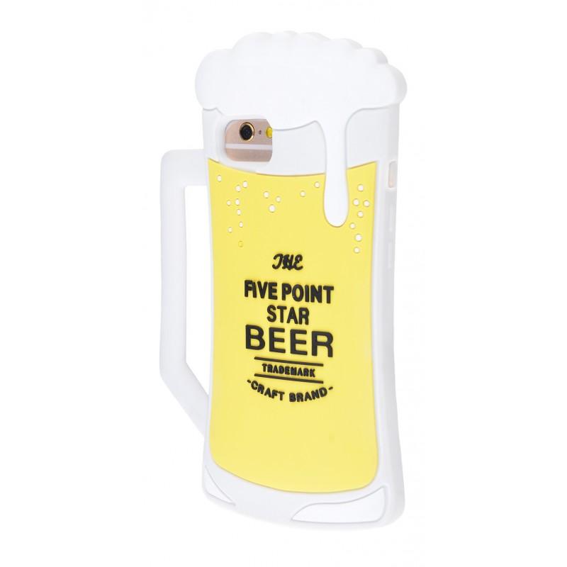 3D чохол Beer iphone 6/6s