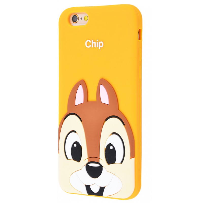 3D чехол Disney Team Chip phone 6/6s