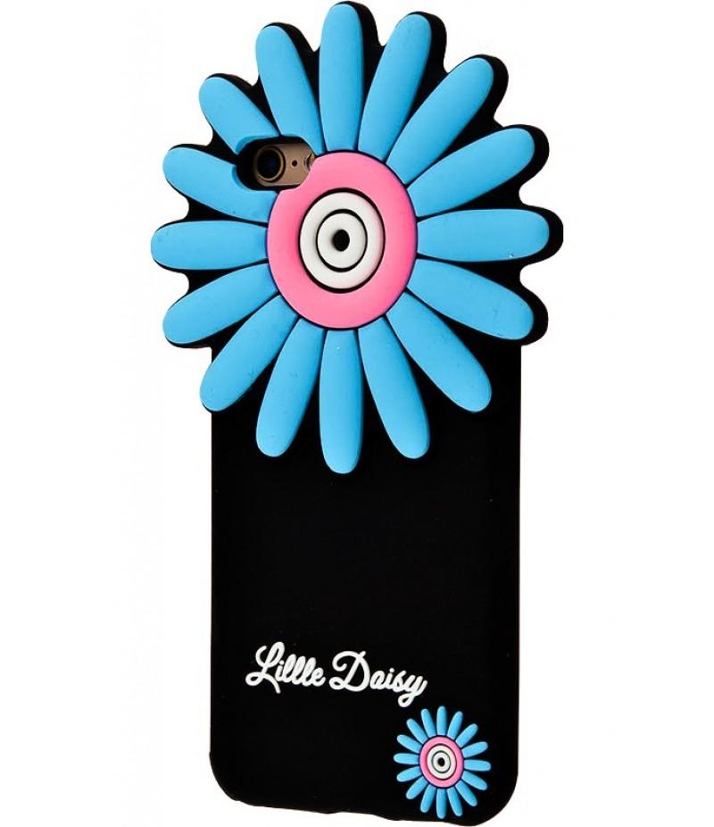 Цветок Little Daisy iphone 6 blue