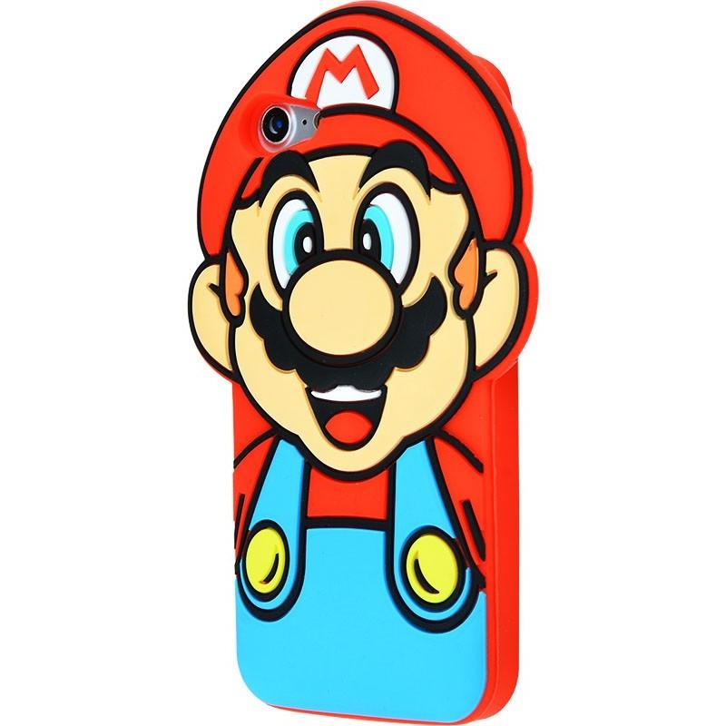 3D чохол Mario iphone 6/6s