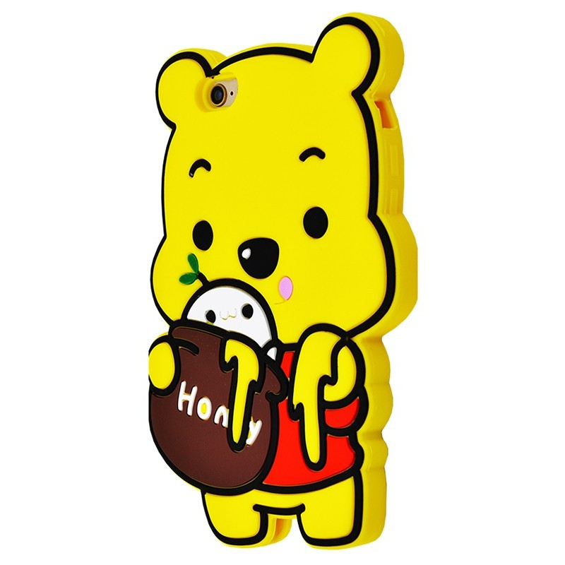3D чохол Winnie Pooh iphone 6