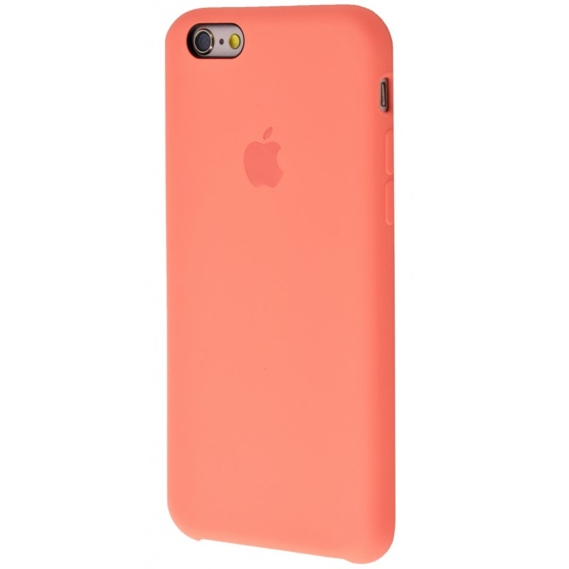 Original Silicone Case (Copy) for iPhone 6/6s Apricot