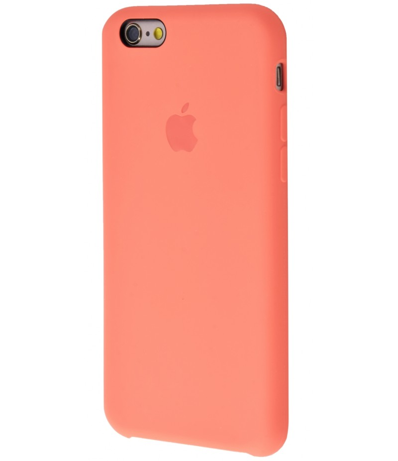 Original Silicon Case(copy) iphone 6 apricot