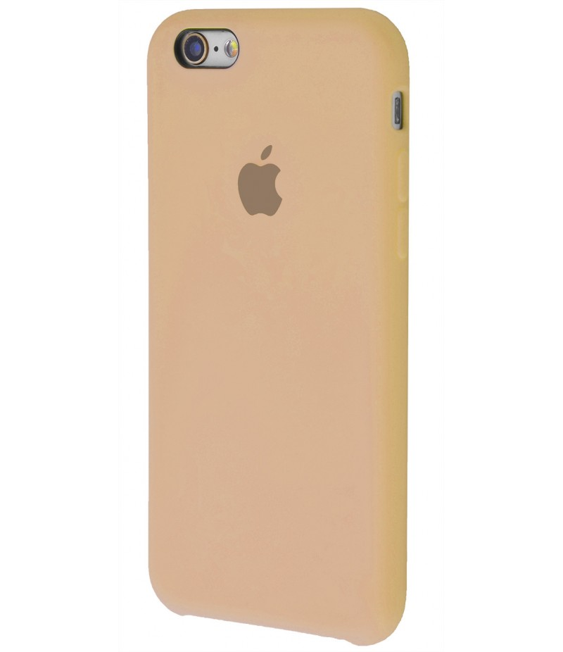 Original Silicon Case(copy) iphone 6 beige