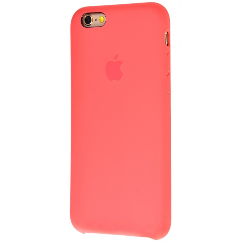 Original Silicone Case (Copy) for iPhone 6/6s Camelia