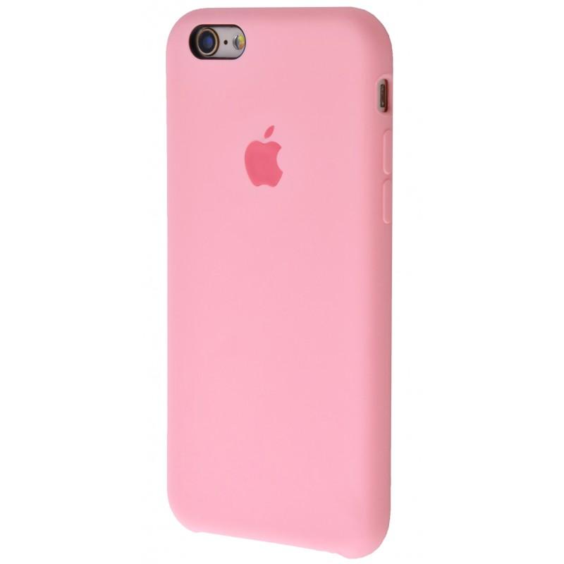 Original Silicone Case (Copy) for iPhone 6/6s Cocoa