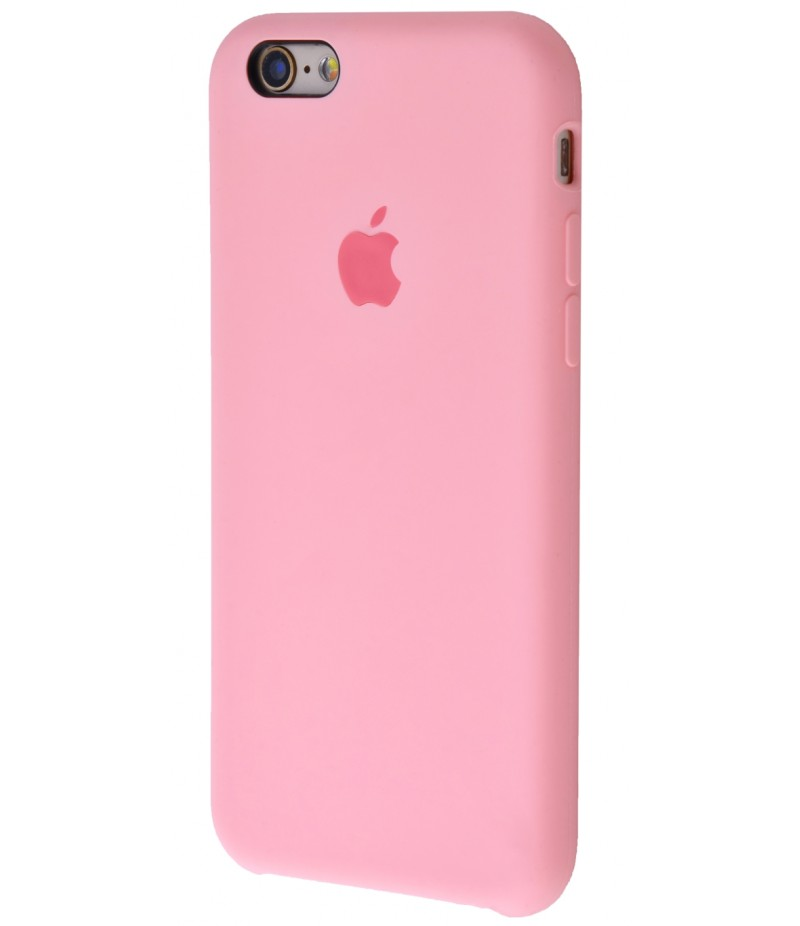 Original Silicone Case (Copy) for iPhone 6/6s Cotton Candy