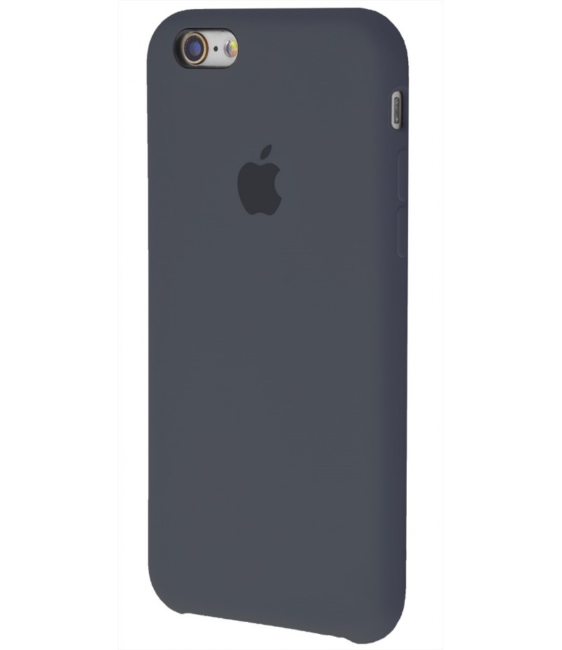 Original Silicone Case (Copy) for iPhone 6/6s Charcoal Grey