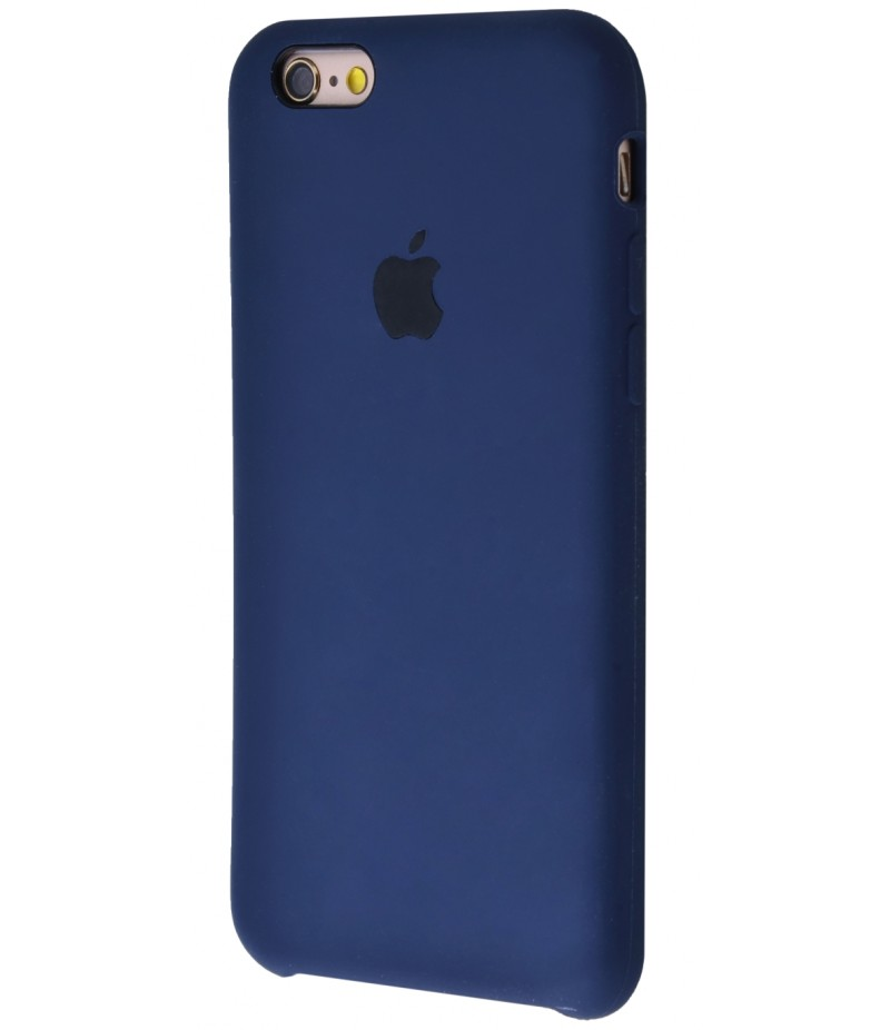 Original Silicone Case (Copy) for iPhone 6/6s Midnight Blue