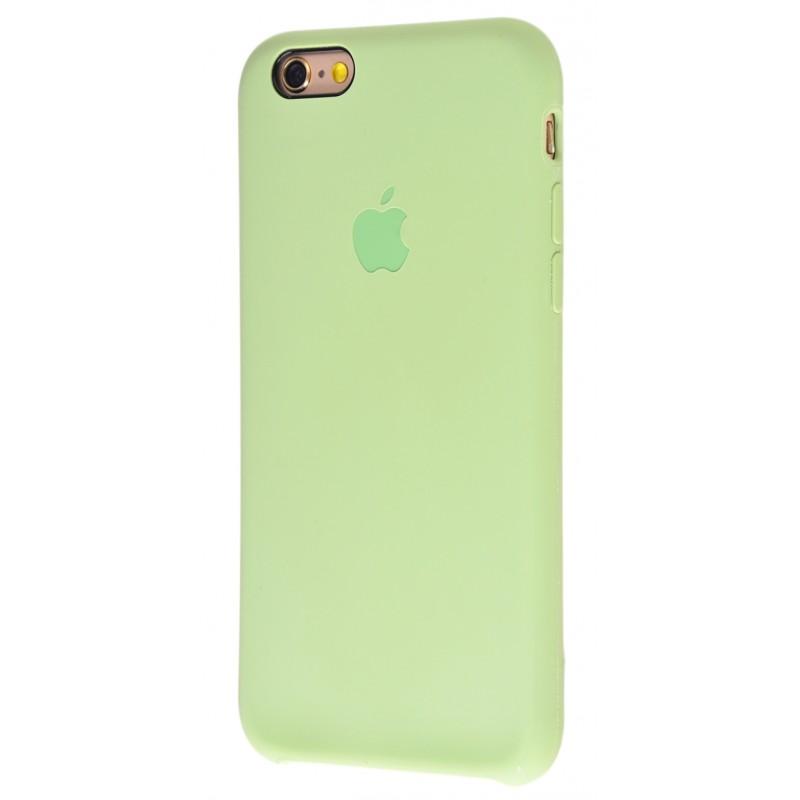 Original Silicone Case (Copy) for iPhone 6/6s Mint Gum