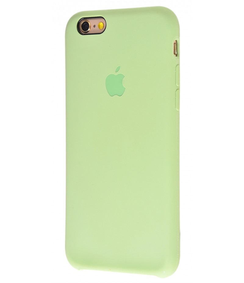 Original Silicone Case (Copy) for iPhone 6/6s Mint Gum